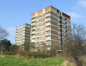 The Tower Block Since its Renovation