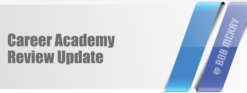 Updated Review of Career Academy Online Learning System