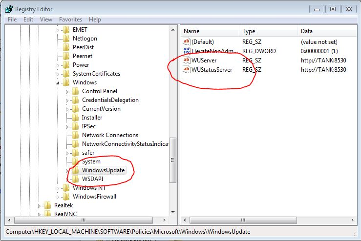 Solution: Windows Update Error 80072EE2 : Mississippi