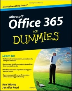 Office 365 (Business) for Dummies