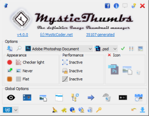 Mysteic Thumbs
