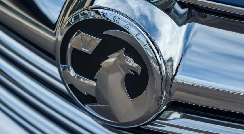 Vauxhall Insignia Front Emblem Badge Ripoff
