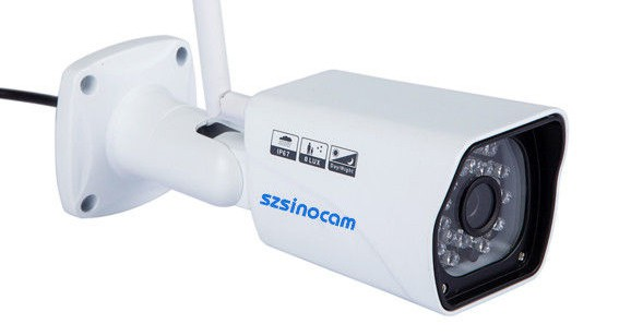 Setting Up Szsinocam IP Camera with Synology NAS (IPC-5033)