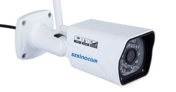 Setting Up Szsinocam IP Camera with Synology NAS (IPC-5033) - Bob