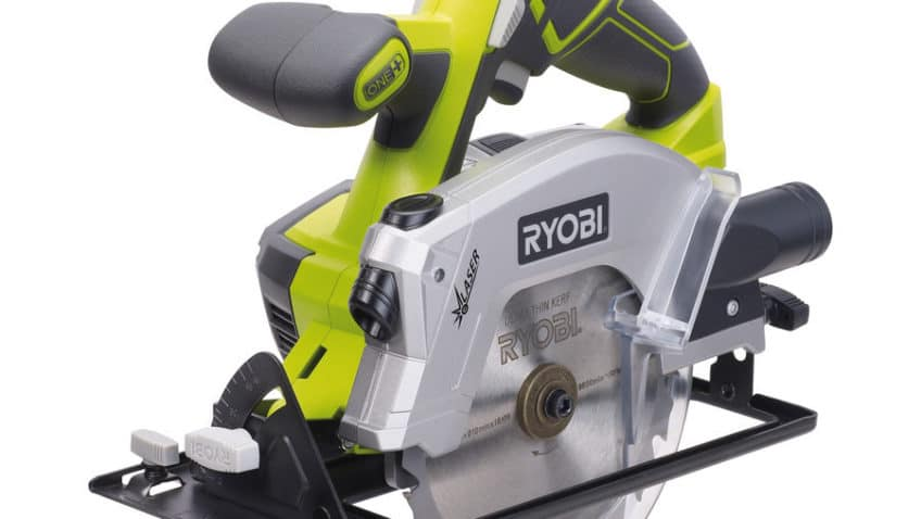 Review: Ryobi ONE+ Circular Saw (RWSL1801M)