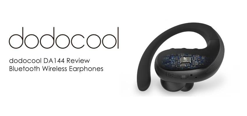 Review: Dodocool DA144 Cordless Rechargeable Bluetooth Headphones