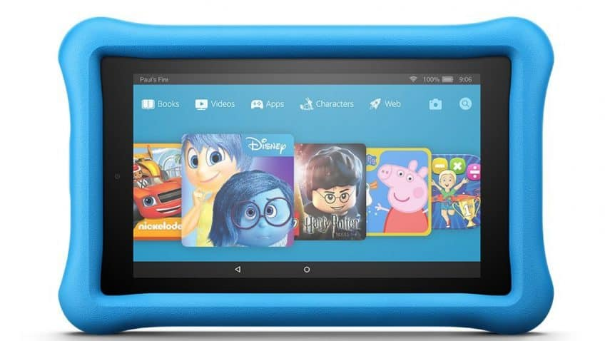 Amazon Fire 7″ Kids Edition Tablet Review