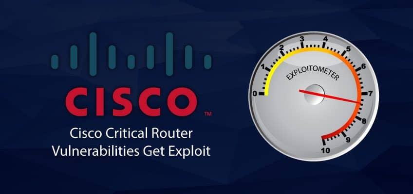 Cisco Router Vulnerability