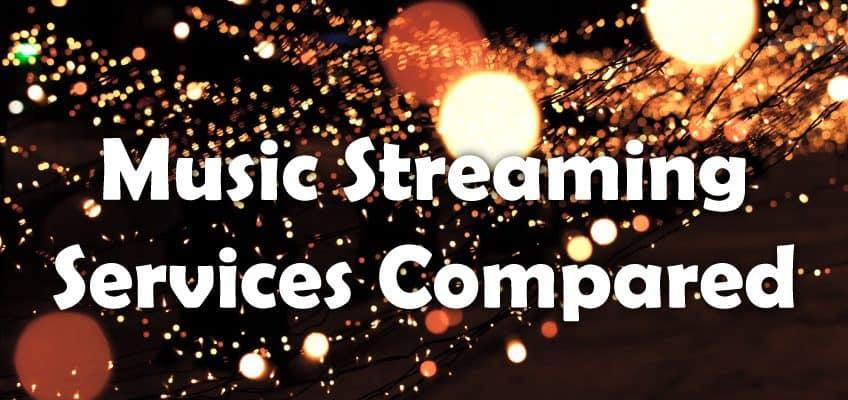 Tidal Vs Spotify Vs Amazon Music – A Comprehensive Review & Comparison